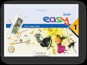 """Das easy 1 book besteht aus 45 Mikro-Lerneinheiten (Episoden). Jede Episode erzählt eine eigene Story, die wiederum Teil der durchgehenden Storyline ist. Das """"magic""""-Element, """"zauberhafte"""" Charaktere und lustige Monster begleiten Ihre SchülerInnen auf dem Lernpfad durch die Lerninhalte."""
