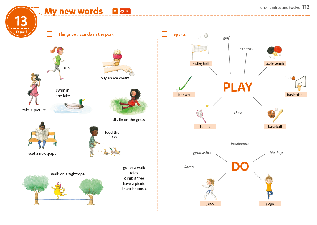 easy_book_1_Unit_13_S_112_My_new_words