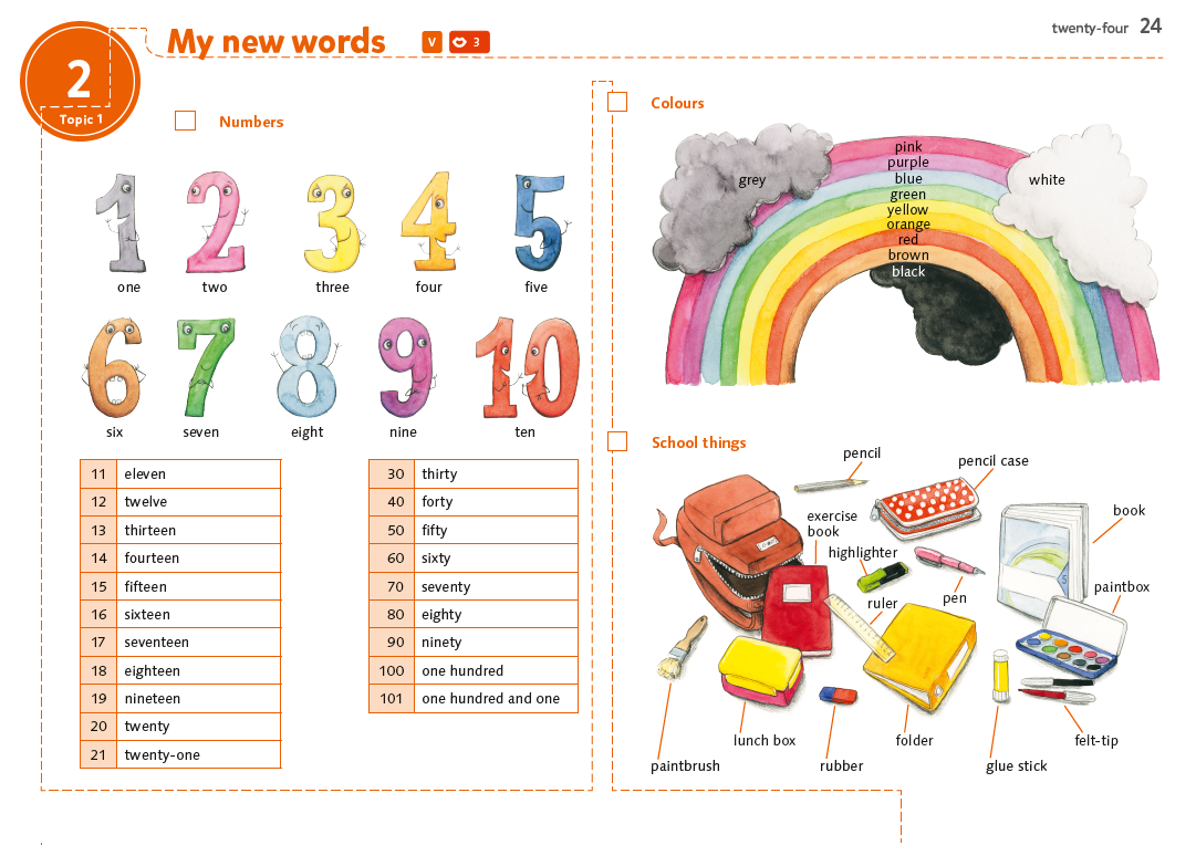 easy_book_1_Unit_2_S_24_My_new_words