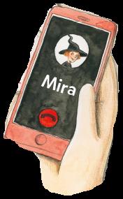 Smartphone Mira