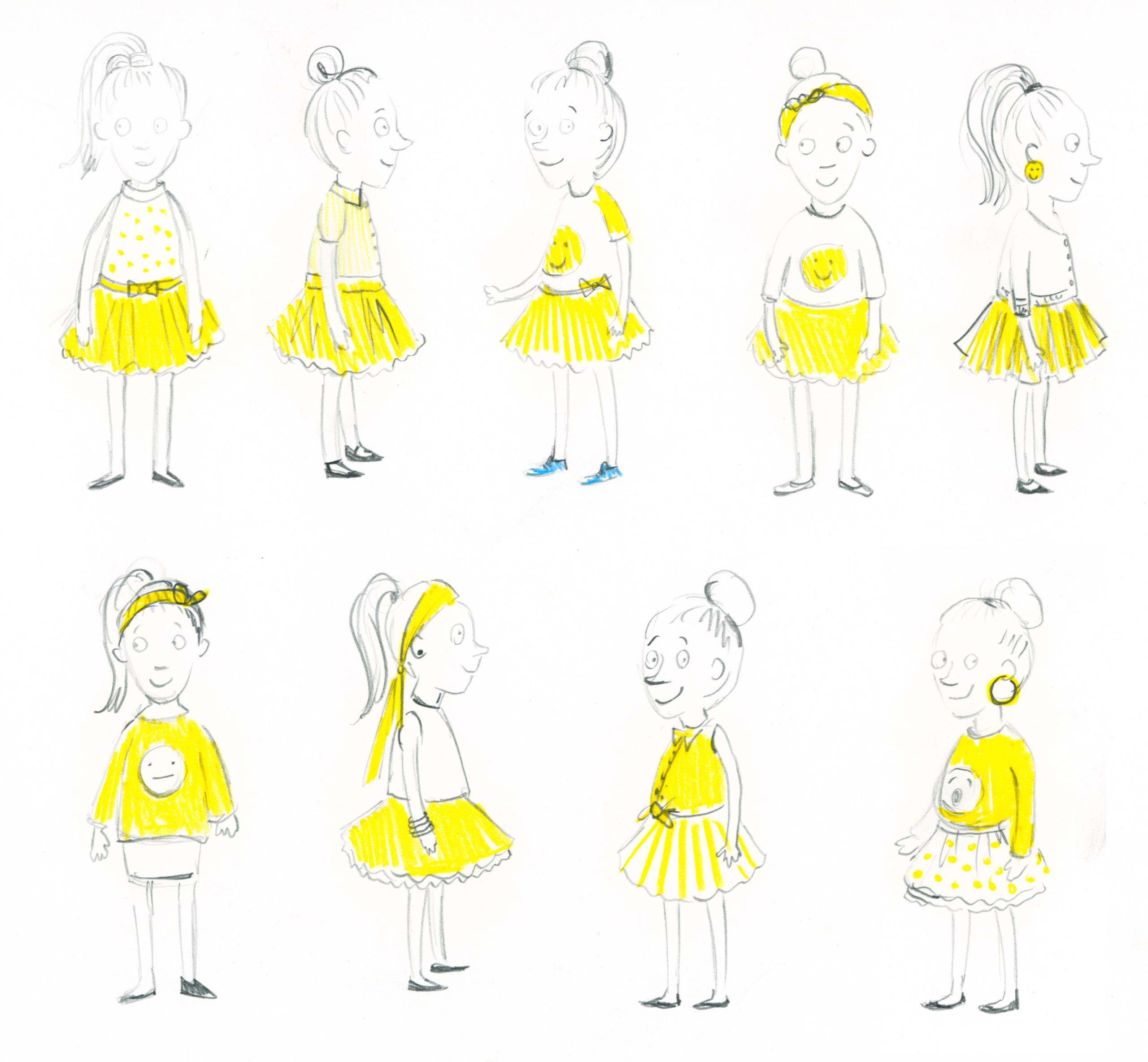 Figur Kate Ideen für Band 2