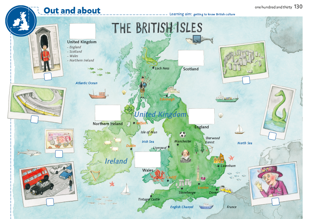 easy 2 book S 130 the british isles