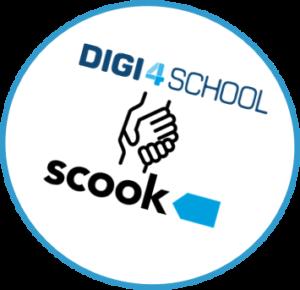 Button digi4school_scook