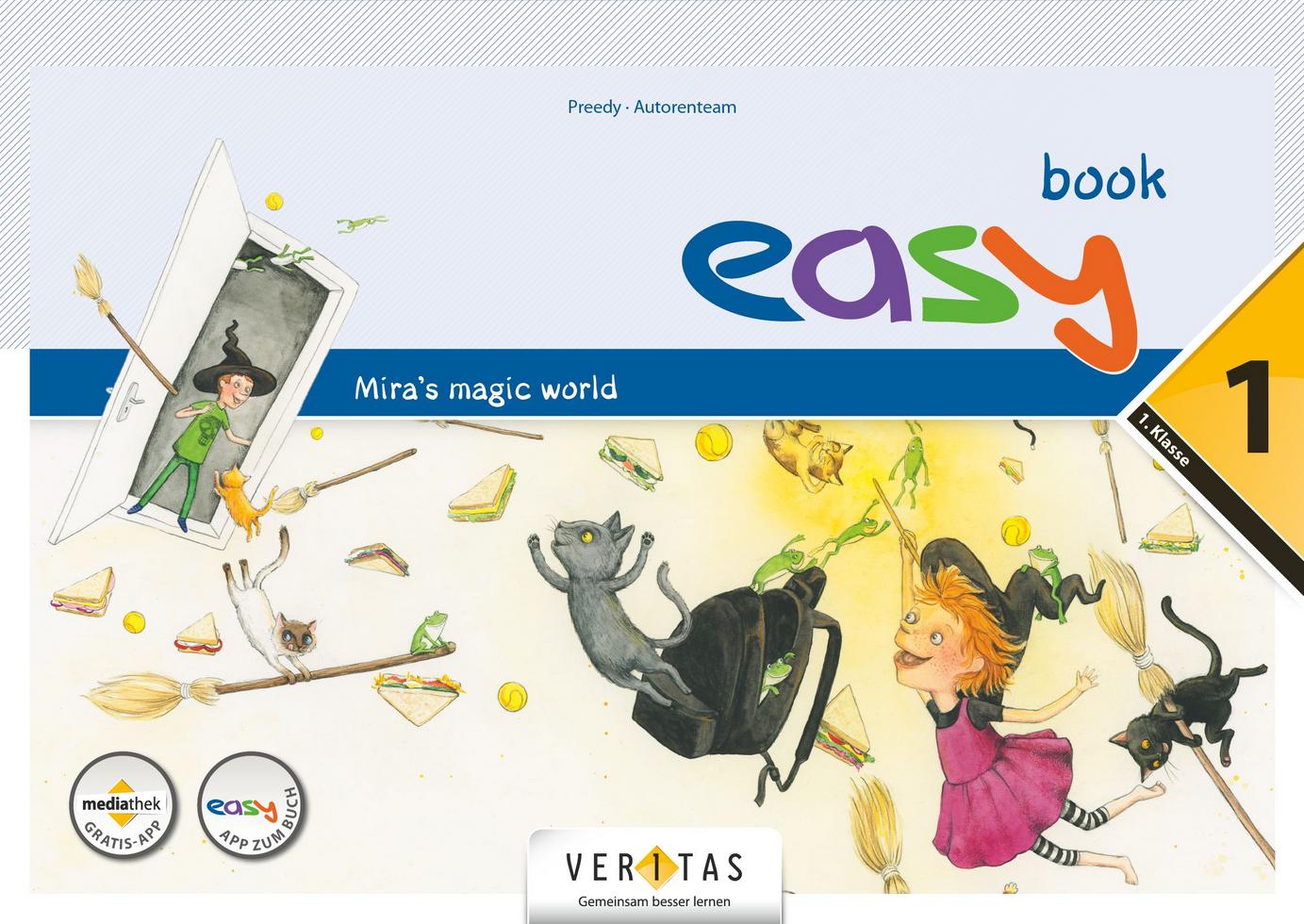 easy_1_book Das Englisch Lehrwerk von VERITAS
